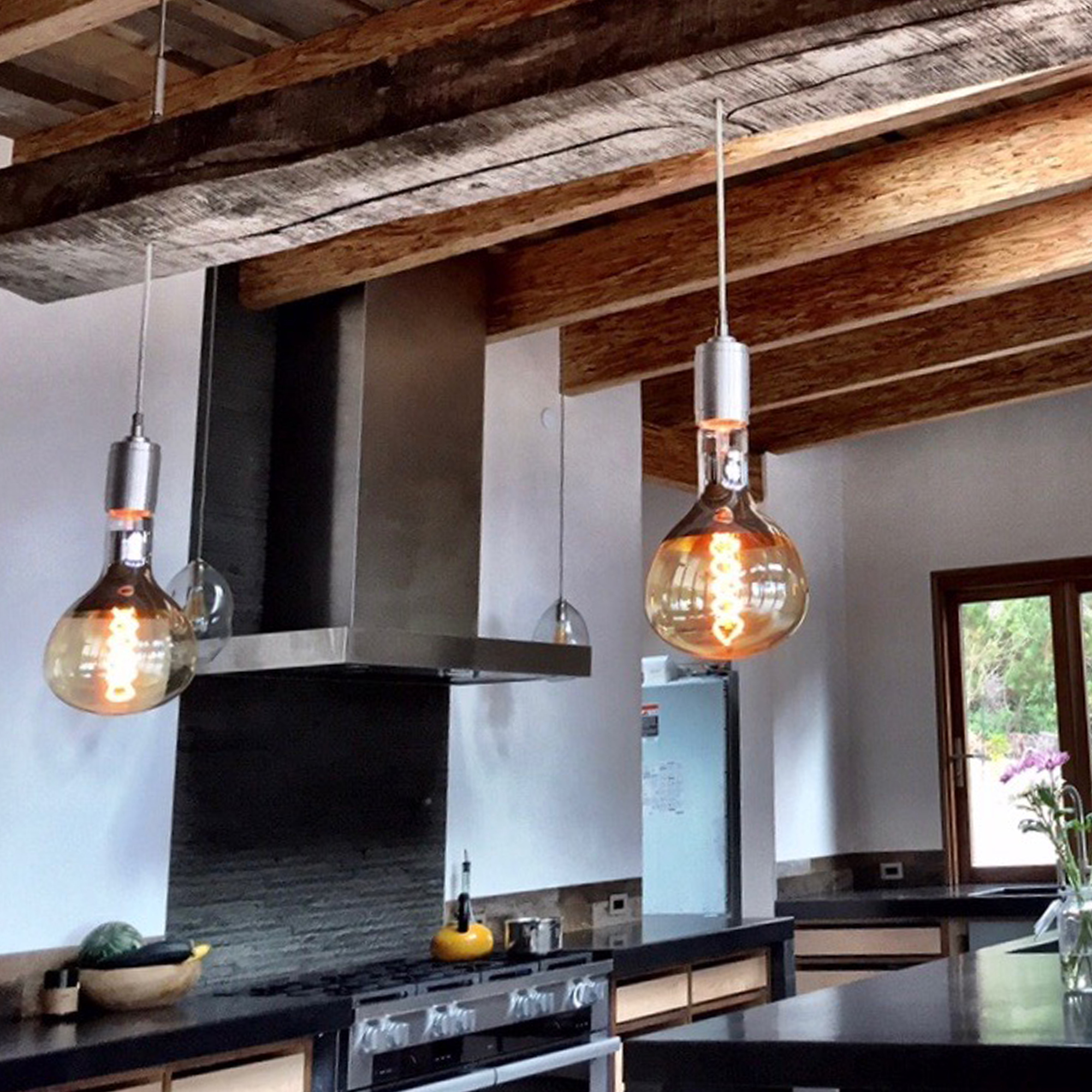 custom pendant light