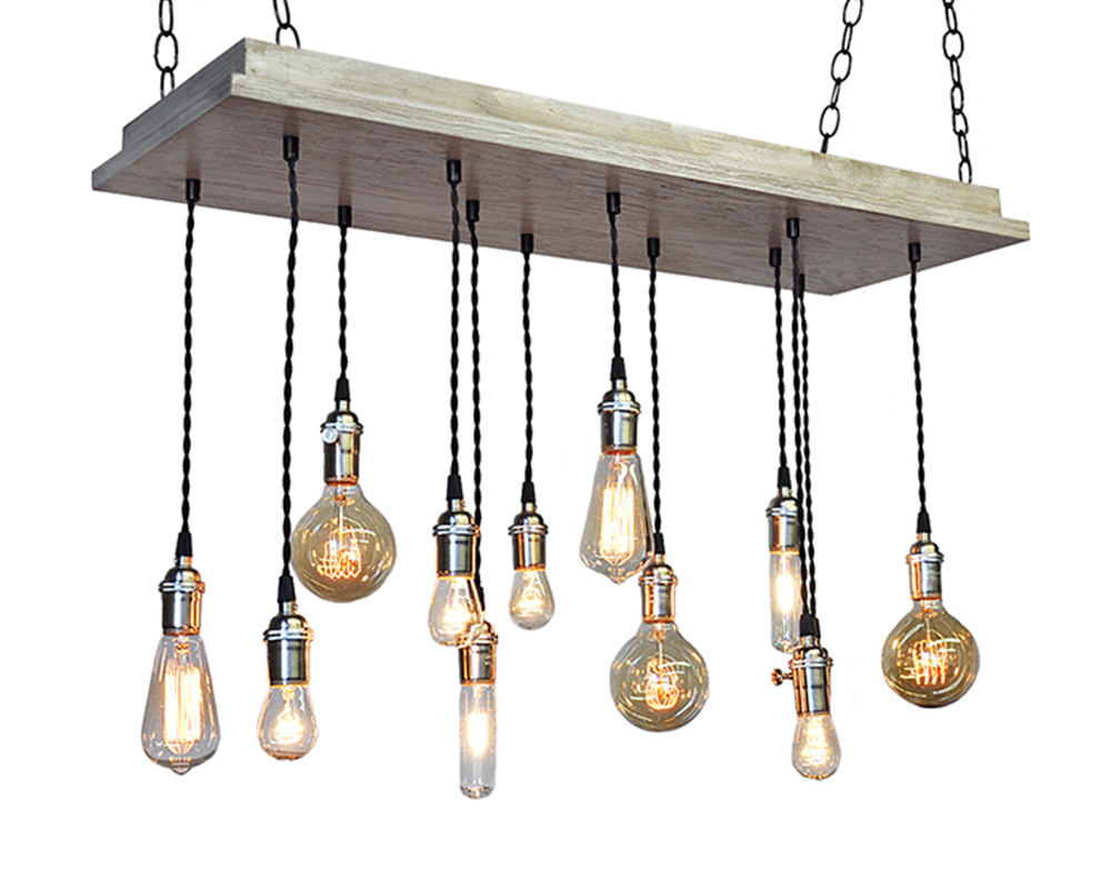 12 Light Pendant Chandelier