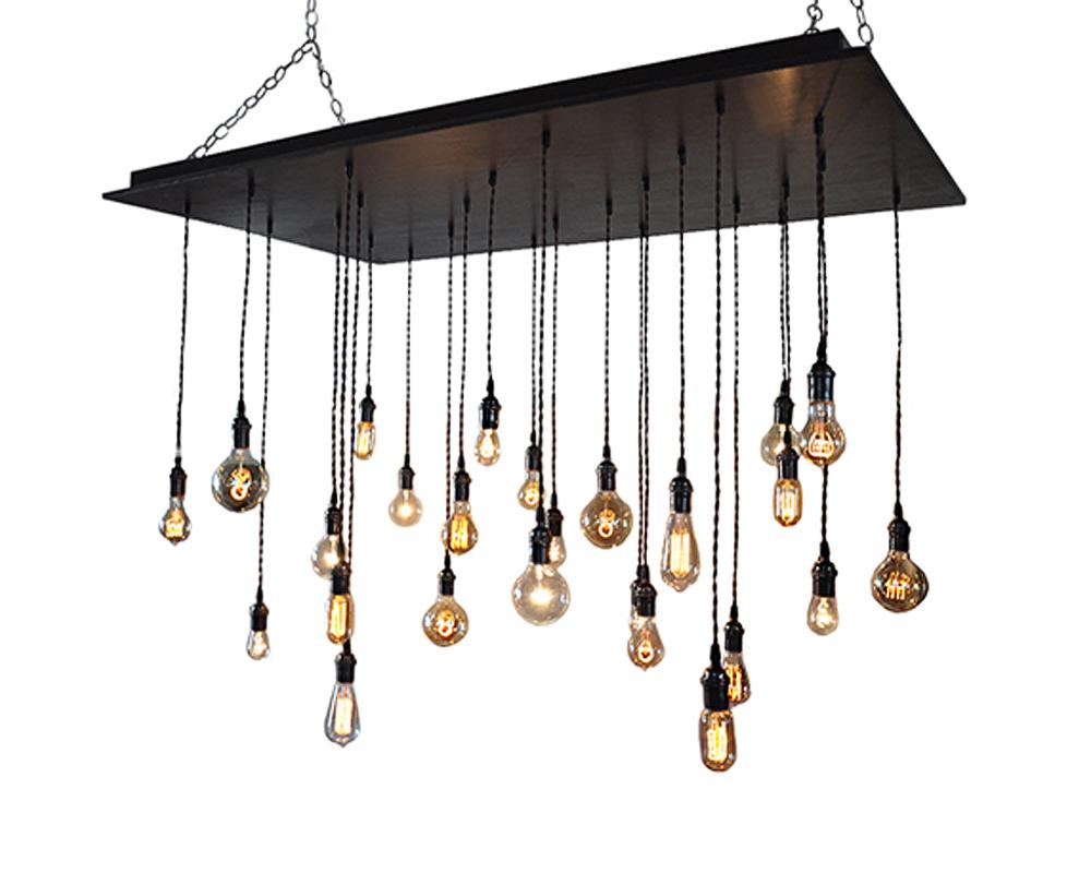 25 Light Oversized Chandelier