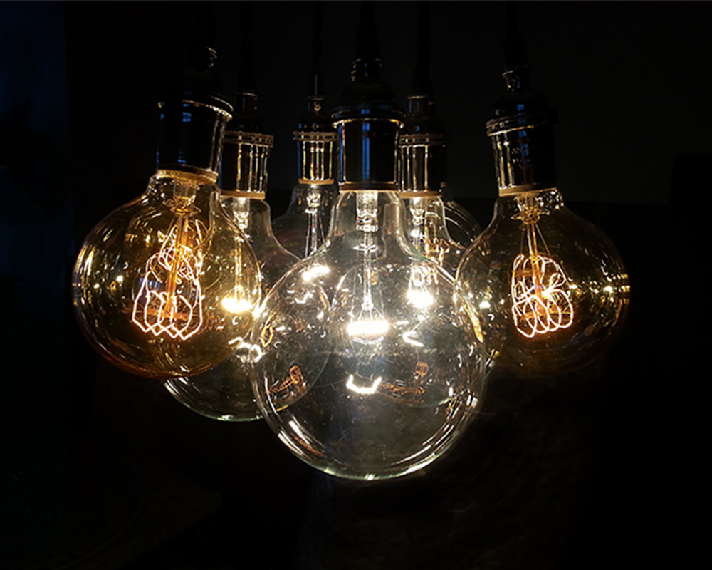 8 Light Multi-Pendant Cluster
