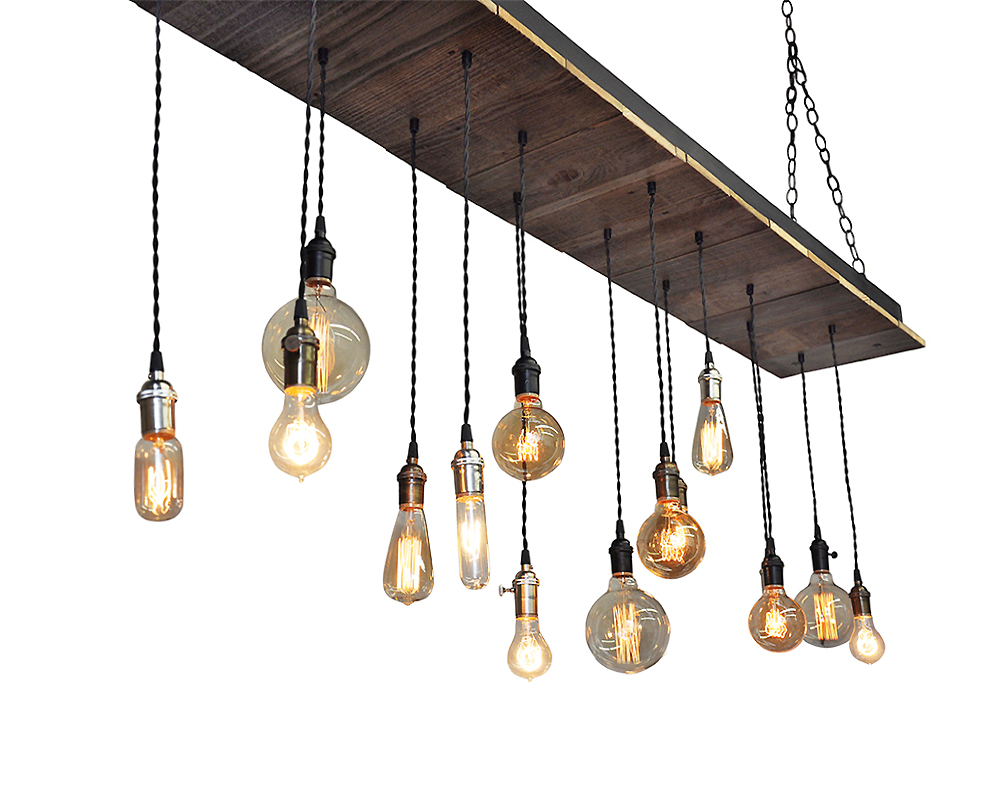 15 Light Reclaimed Wood