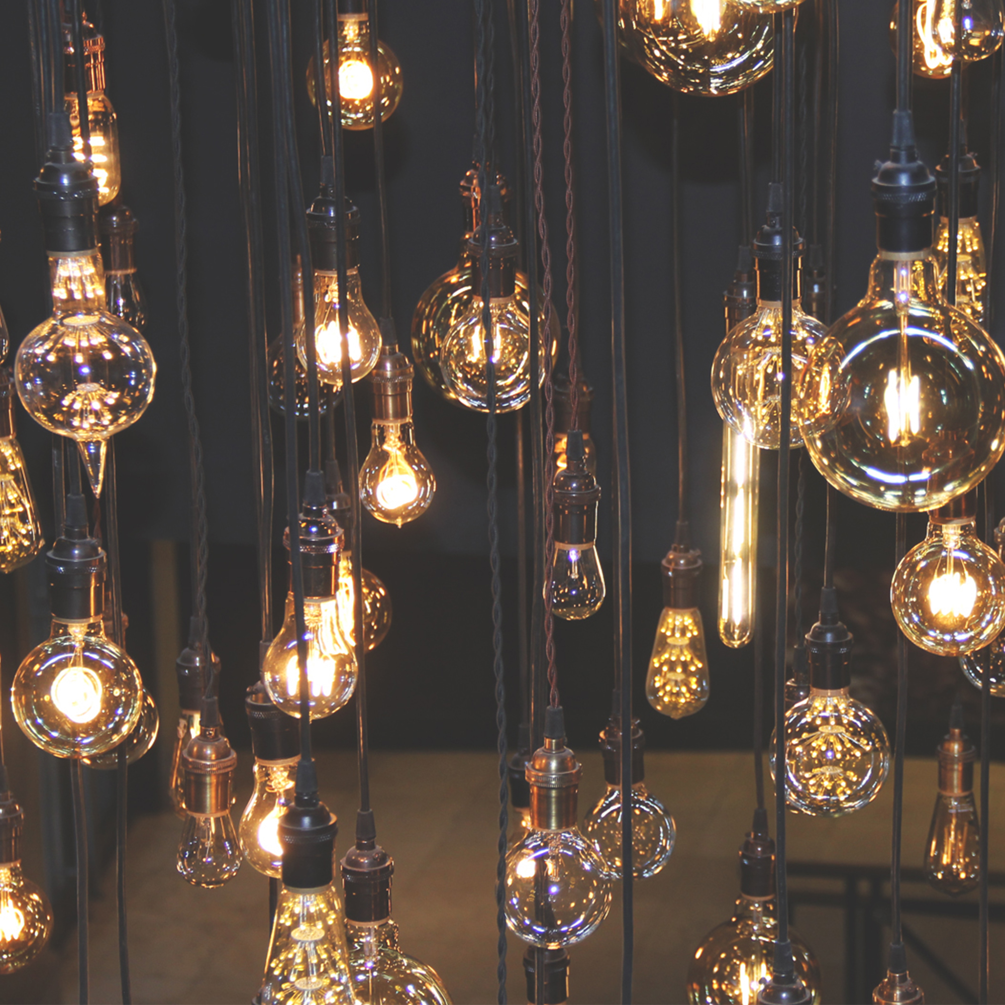 Nostalgic LED bulbs